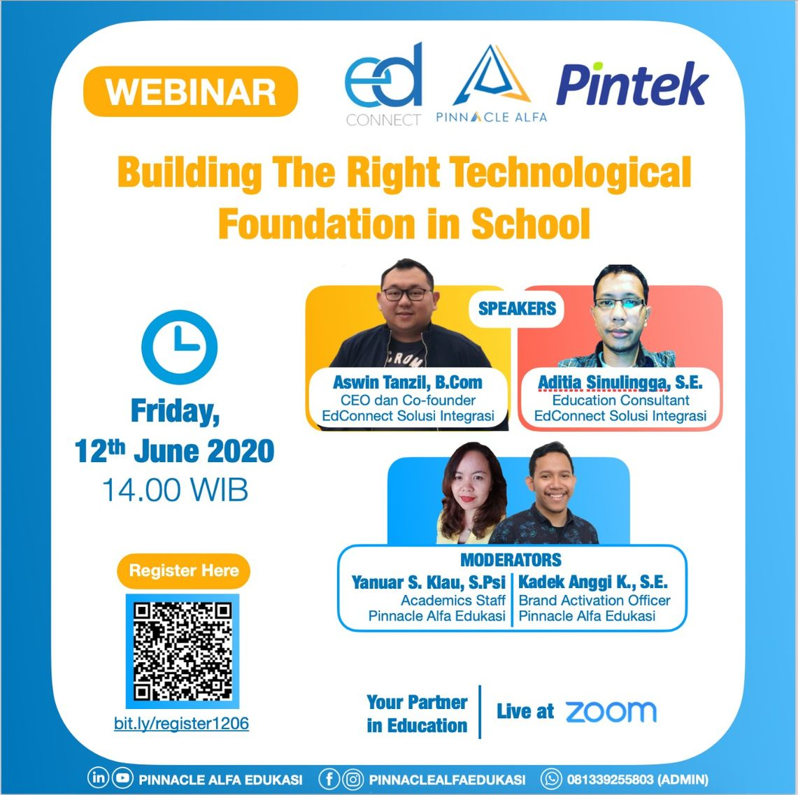 Building The Right Technological Foundation in School
